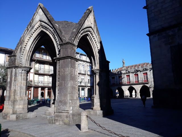 Braga in Portugal