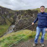 Fjarðarárgljúfur Iceland