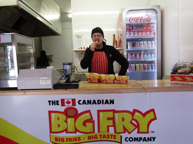 Canadian big fry