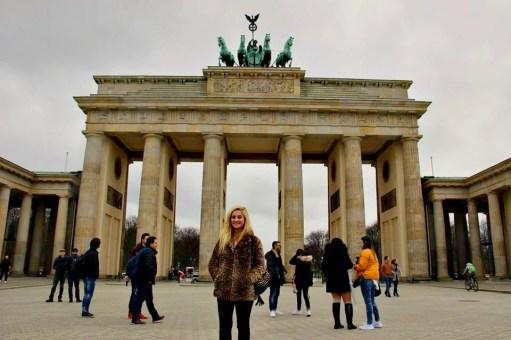 least favourite cities berlin city break, brandenburg gate