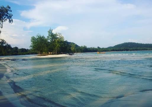 koh rong island cambodia