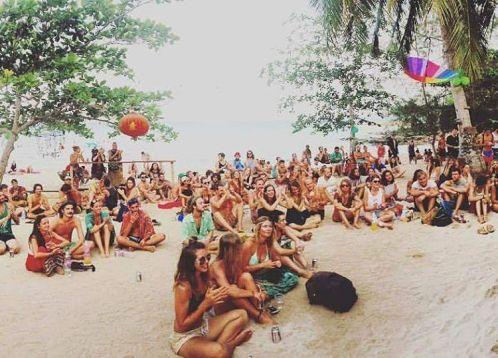 420 police beach kog rong island cambodia