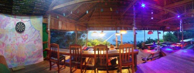 sky bar, koh rong island cambodia