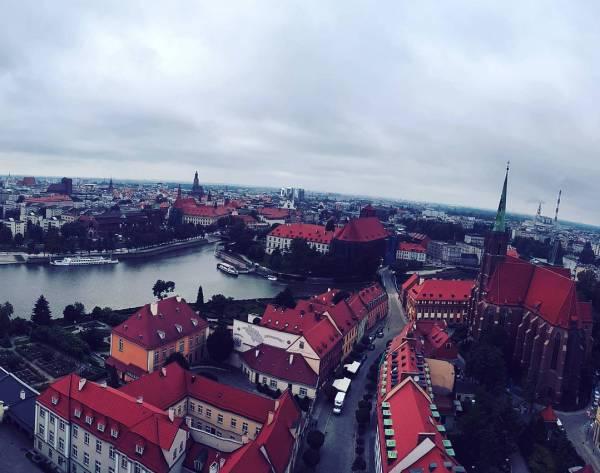 Wroclaw, Wroclaw cathedral