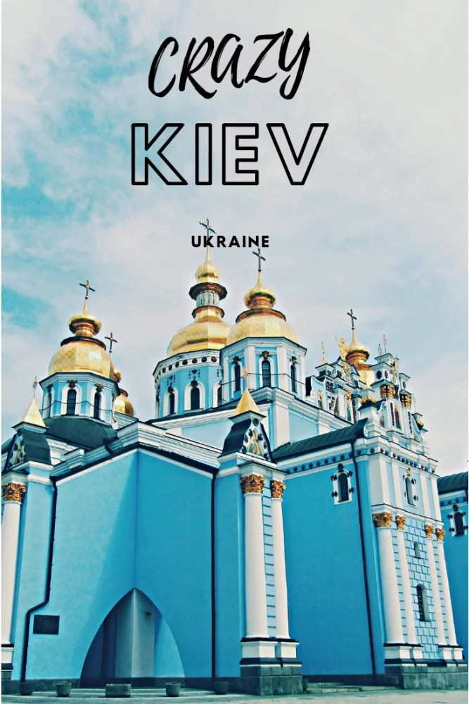 My Kiev Tour - Churches, Street Art & More in Ukraine. This is my review of a sheet art and history tour in Kiev, capital of Ukraine. Just click through to hear about my experiences exploring Kiev with a local guide! #kyiv #kiev #ukraine