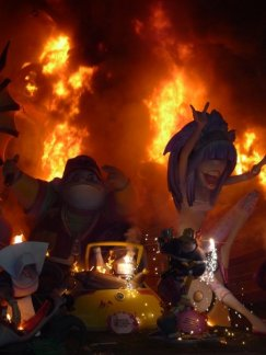 Spain's over the top festivals