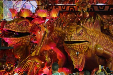Making it to the Rio Carnival