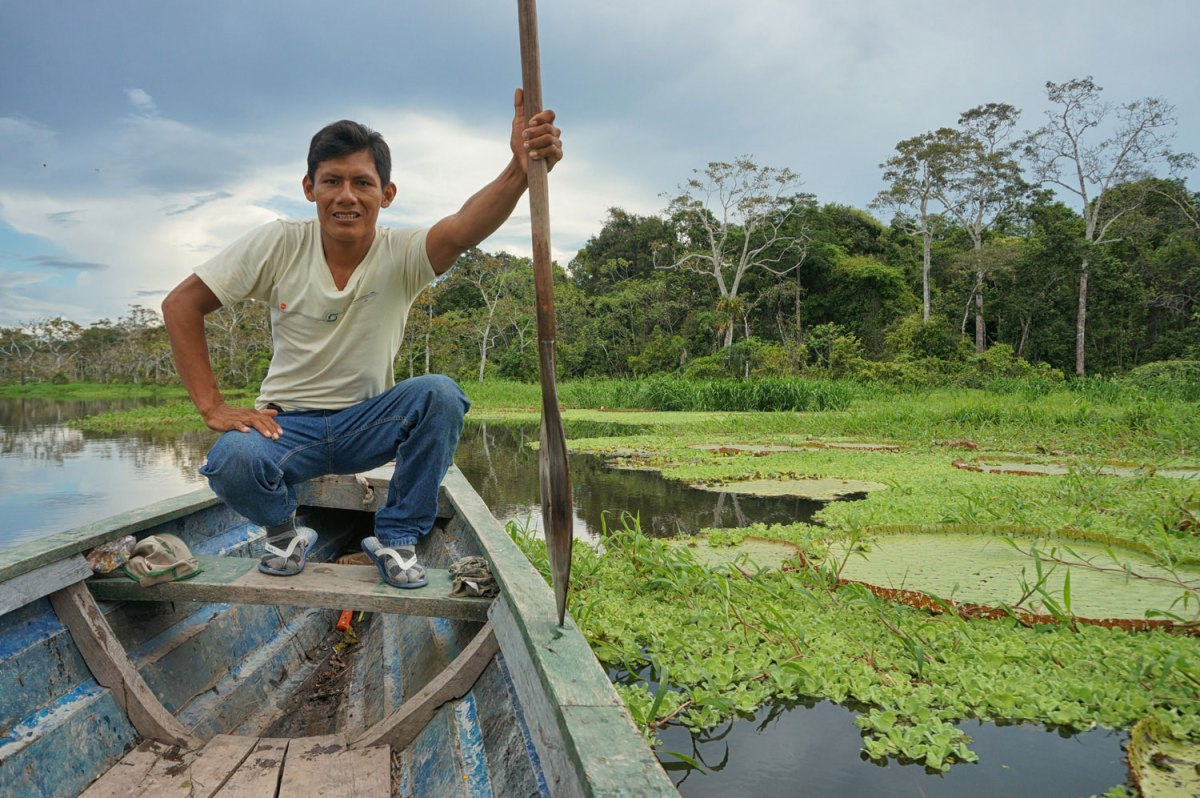 Iquitos & the Amazon Jungle