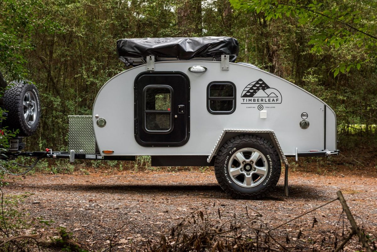 Top 5 Teardrop Campers - tiny, towable & fun