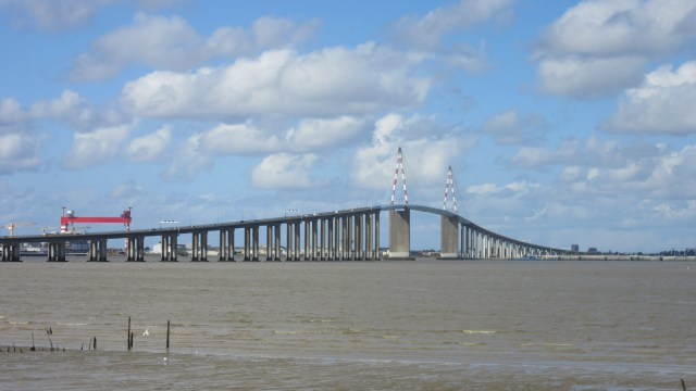 Bridge at Saint Nazaire
