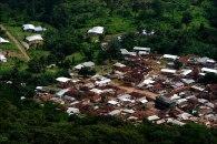 Ein kleines Doerfchen in der Voltaregion