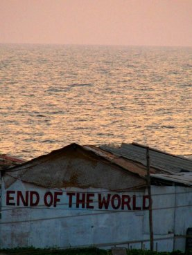 End of the world, backpackers