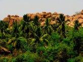 Hampi Landscapes, India