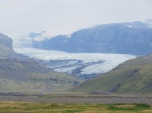 My 1st glacier