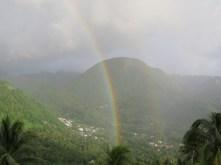 and rainbow