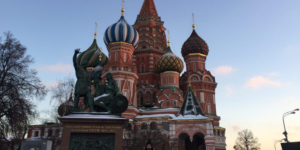 st basil Moscow russia red square Kremlin sam smith travelling sam