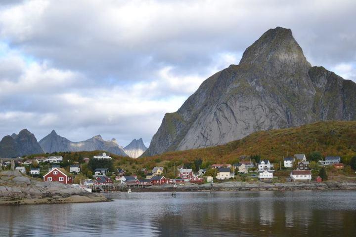 loften islands Norway arctic circle