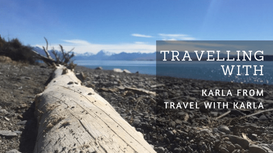 travelling with karla interview