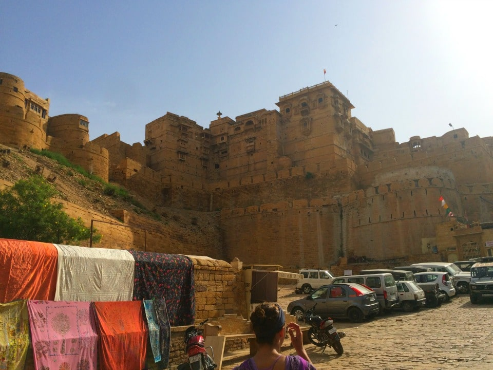 Jaisalmer has the same scams as the rest of India