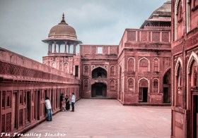 Postcards from Agra