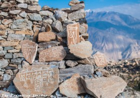Nako: Prayer Flags, Mani Stones and Prayer Wheels