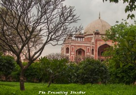 Humayun's Tomb: 360 Degrees