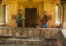 Gadagushaini and Bahu: Some Unexpected Hospitality