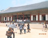 National Palace, also known as Gyeongbokgung Palace