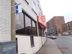Exterior of Cote St Luc BBQ