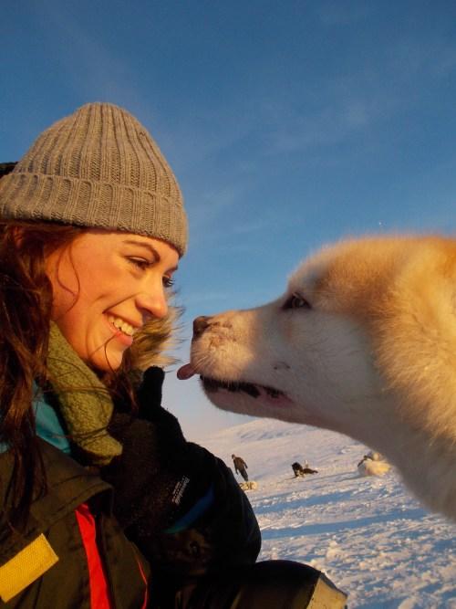 reykjavik-husky-iceland-selfie