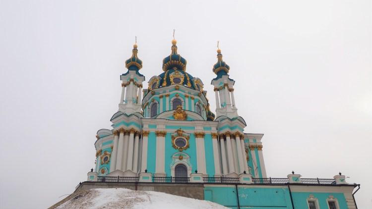 kiev-ukraine-st-andrews-church