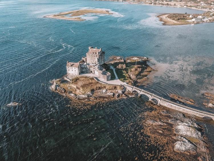 Isle of Skye Travel Blog: Eilean Donan Castle