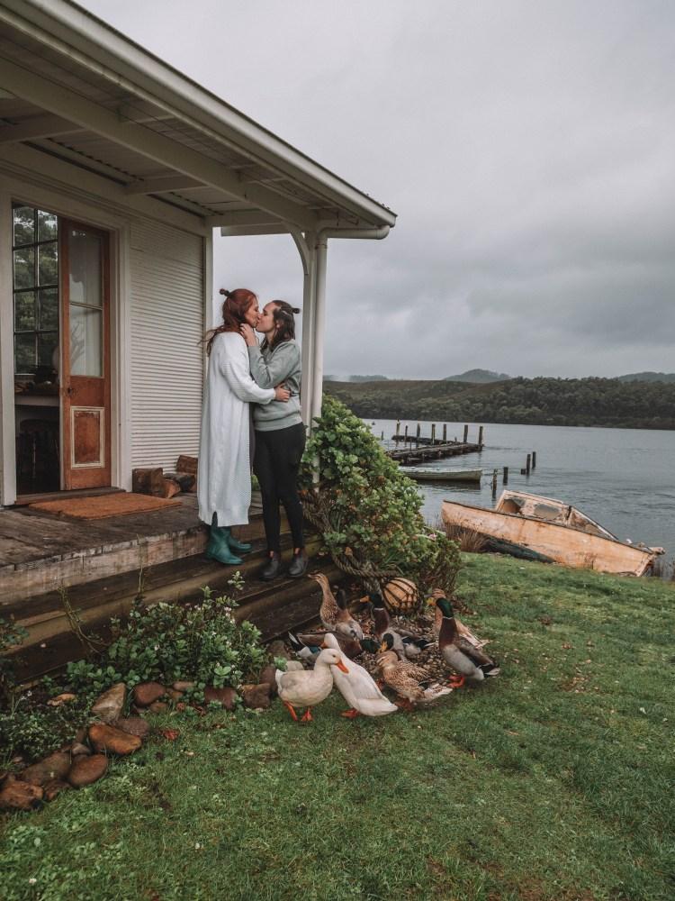 Captain's Rest, Strahan, Tasmania, Australia