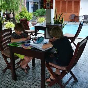 vakantie buiten schoolvakantie