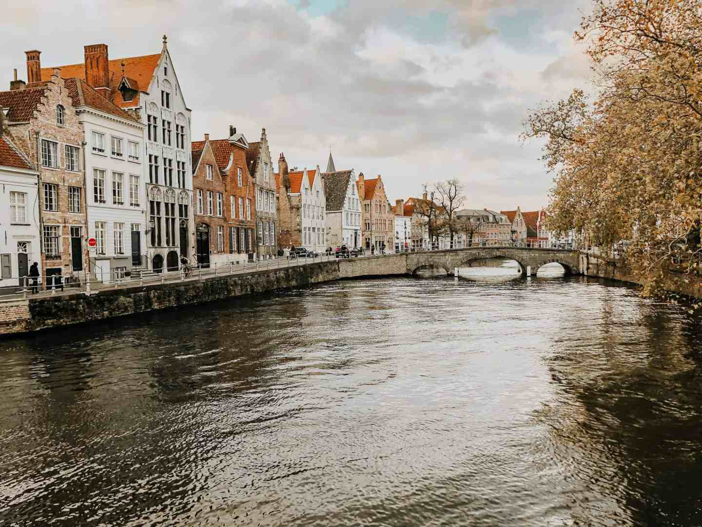 The Best winter destinations in Europe: Brugge