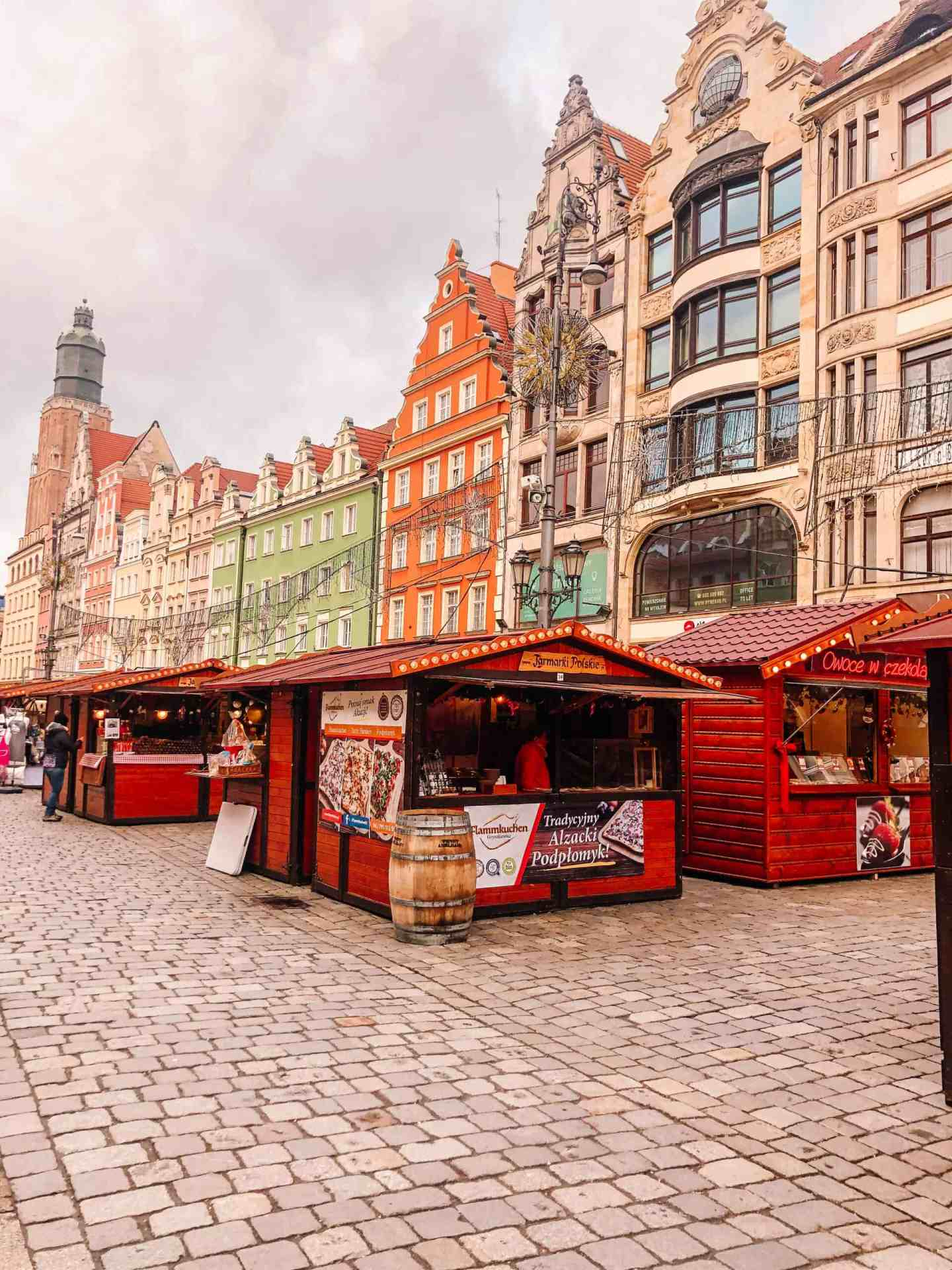 The Best winter destinations in Europe: Wroclaw
