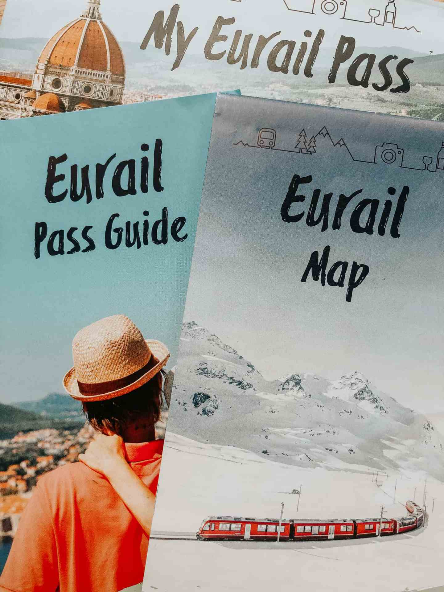 Eurail Pass guide, Eurail Map and Eurail Pass