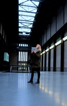 A wondering wife at Tate Modern