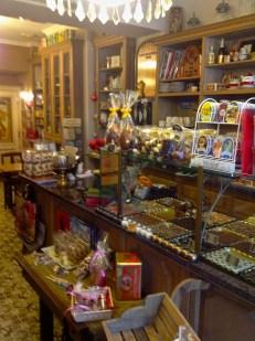 Chocolate shop at Bon Bon Nuit