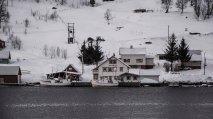Coast village, Norway 2013