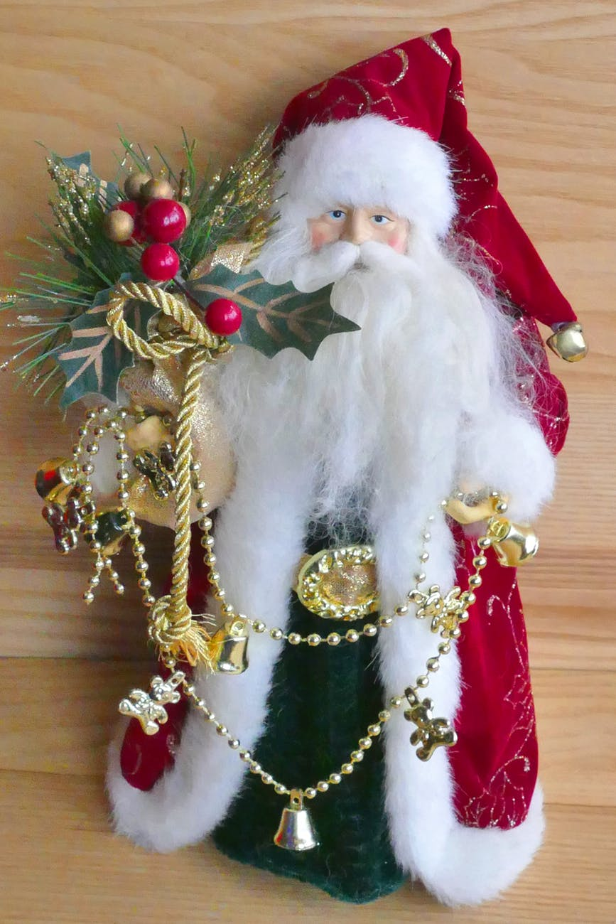 bell christmas decoration decoration gold