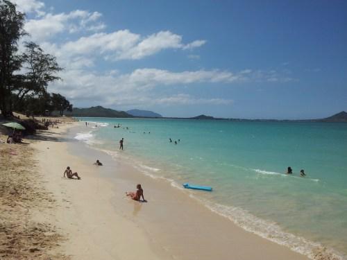 Lanikai/Kailua beach
