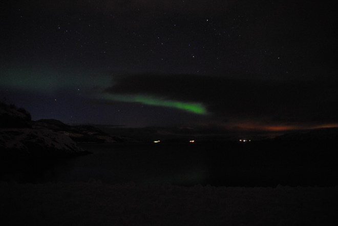 Chasing the Northern Light 2