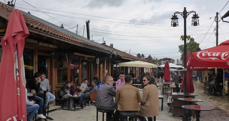 Genuine hospitality in Gjakova