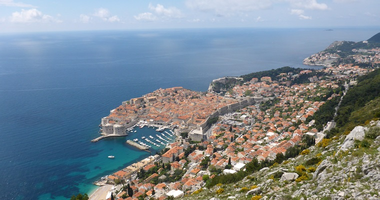 Hello and goodbye Dubrovnik!