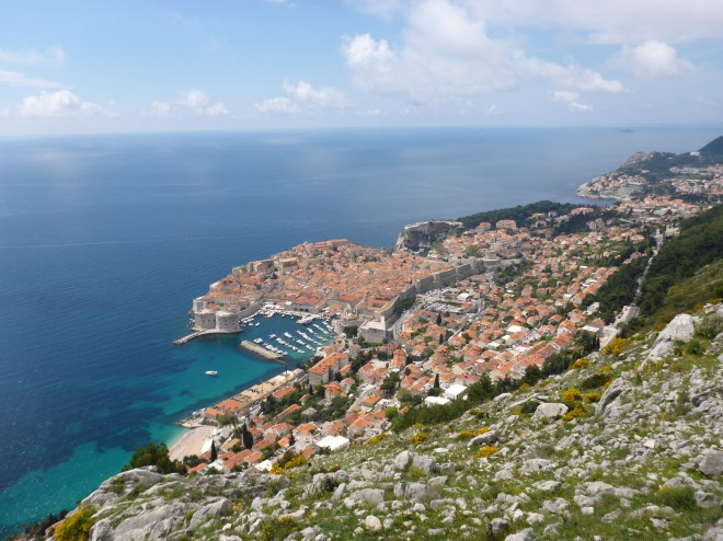 Stunning view of Dubrovnik Old Town