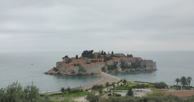 Sveti Stefan – the «forbidden» island