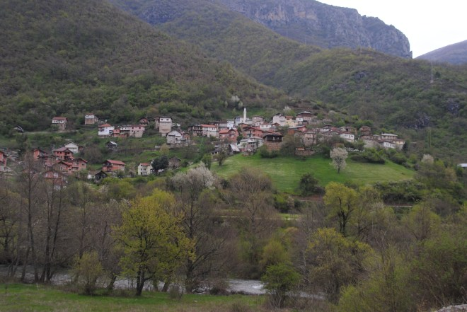 Heading onwards through the national park, we passed many charming, small mountain villages.