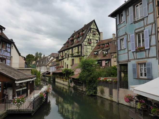 Little Venice in charming Colmar 4
