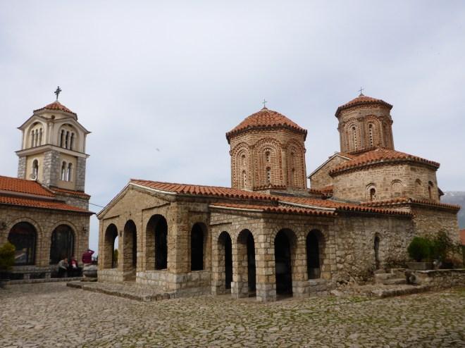 Monastery St. Naum